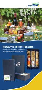 Regionalmarke Mittelelbe, Regiokiste